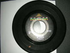 Pop 45  Animals -It's My Life / I'm Going To Change The World MGM VG