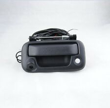 Tailgate Handle Car Backup Rear View Camera for 2004-2014 Ford F-150 F150 Trucks