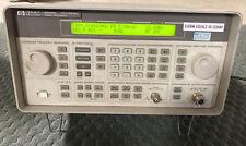 Hewlett Packard Hp Agilent 8648b 9 Khz 2000 Khz Signal Generator