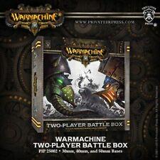 Warmachine MK3 Two Player Battle Box Deutsch Privateer Press Cryx Cygnar Start