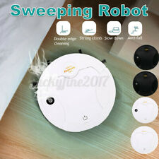 5 IN 1 Sweeping Robot Spray Ultraviolet Auto Vacuum Cleaner Suction Mopping