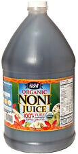 NEW 100% PURE NONI JUICE ~ CERTIFIED ORGANIC  1 GALLON