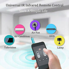 IR Infrared Remote Control TV STB Air-condition For Samsung iPhone Android 3.5mm