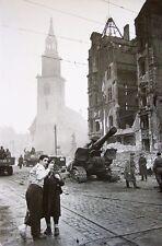 GEORGY PETRUSOV Signed 1945 Original Photograph - LISTED