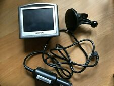 TomTom One GPS Sat Navigation System bundle with mount and car charger cable