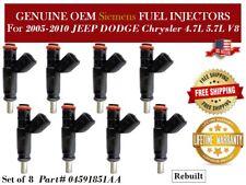 8x Upgrade Fuel Injectors Oem Siemens for Jeep Dodge Chrysler 4.7L 5.7L V8