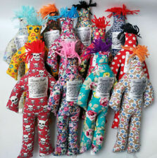 "4pcs Random Pattern Color Stress Relief 12"" Dammit Doll Plush Toy"