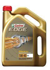 Castrol EDGE TITANIUM 5W-40 SN 5L