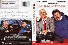 PLANES TRAINS AND AUTOMOBILES DVD