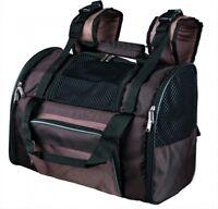 Trixie Backpack Shiva 41×30×21 cm Brown/Beige