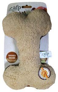 afp Lamb Cuddle Plush Bone Plüsch Knochen Plüschspielzeug Hundeknochen