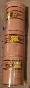 Roger Gallet French Moisturizing Mineral Salts 3 x 1oz Scent Tea Rose NEW