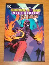Suicide Squad Most Wanted El Diablo DC Comics (Paperback)< 9781401268657