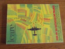 16$$  Revue ICARE n°59 1939-40 Bataille de France Vol.4 Reconnaissance & groupes