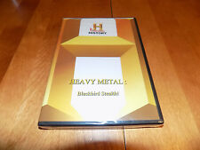 HEAVY METAL BLACKBIRD STEALTH SR-71 Spy Plane Jet History Channel USAF DVD NEW