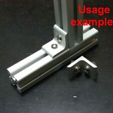 T Slot Aluminum Profile 40x40 2N90 Serial 8 500mm Profil Extrusion Extruded 4040