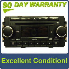 CHRYSLER 300 JEEP DODGE Ram Dakota Radio 6 MP3 CD Changer Player RAQ Stereo OEM