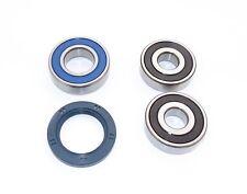 KR Radlager Satz mit Simmerring KAWASAKI EN 450 A Ltd 85-89 .. Wheel Bearing Kit