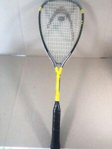 Head  Mg CarboN  Squash Racquet - Made in Austria - Excellent