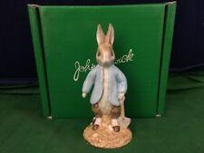 Pottery Pottery, Porcelain & Glass Beswick Ecf13 Ecf 13 Mrs Rabbit Baking Mib Ltd Edition In Original Box Coa
