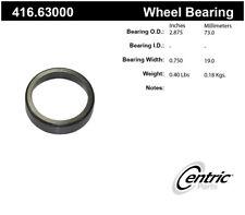 Wheel Race-Premium Bearings Centric 416.63000