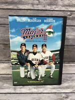 Major League II 2 (DVD, 2000) Charlie Sheen Tom Berenger 1994 Baseball Comedy