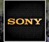 1x  Sony Gold Logo Sticker Tvs Play Station 60mm x 10mm Approx