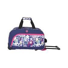 0044f175d97a SwissGear Sa6337 Girl s Floral Rolling Duffel -
