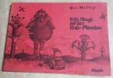 Fritz fliegt auf den Krab-Planeten Bilderbuch Kinder Geschichte Urs Maltry gut