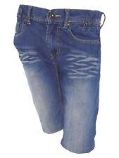 oviesse bermuda jeans ragazza blu denim taglia 13 14 anni 164 cm
