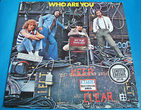 the who   who are you  west german polydor label vinyl lp excellent condition