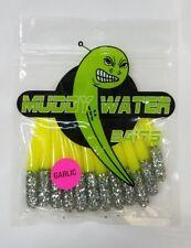 "Muddy Water Baits, 2-1/4"" Solid Body & Tail W/ Garlic, Crappie Pole Bait Mw-030"