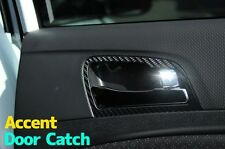 Decal-X Carbon Door Catch Sheet For Hyundai Accent 2011 2015