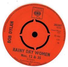 "Bob Dylan(7"" Vinyl)Rainy Day Women No.12 & 35 / Pledging My Time-CBS-20-Ex/Ex"