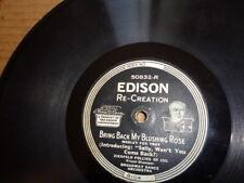 EDISON Record/Broadway Dance Orchestra