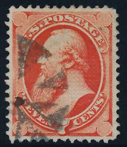 U. S. Scott #138 XF Used w/PF Certificate! (Sound!) SCV:$550.00