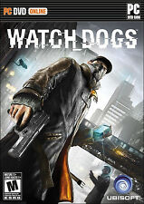Watch Dogs (PC, 2014) NEW