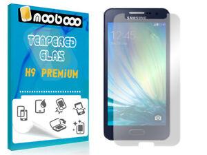 Samsung Galaxy Galaxy A3 2016 Displayschutz Schutzglas Panzerfolie Hartglas Scre