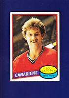 Rod Langway RC HOF 1980-81 O-PEE-CHEE OPC Hockey #344 (EXMT) Montreal Canadiens
