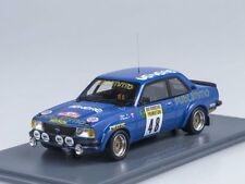Opel Ascona B C2 #48 Monte Carlo Rally 1981 Tchine, model cars 1/43
