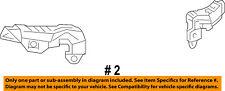 Dodge CHRYSLER OEM 15-18 Charger Rear Bumper-Side Support Left 68226563AA