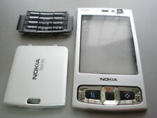New Nokia  n95  8gb cover  keypad fascia set  silver colour