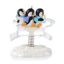 Hallmark Keepsake Ornament 2013 Playful Penguins - #QXG1402-SDB