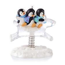 Hallmark Keepsake Ornament 2013 Playful Penguins - #QXG1402-SDB