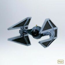 2012 Hallmark TIE INTERCEPTOR Magic Ornament STAR WARS