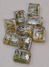 Beads Art Glass Abstract Rectangular Beads 20mm
