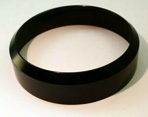 Metal Lens Hood Shade Female threads 75mm screw