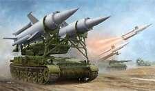 Trumpeter 1/35 Soviet 2K11A TEL W/9M8M Missile Krug-A-(SA-4 GANEF) #09523 #9523