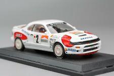 Toyota Celica Turbo 4WD (ST 185) #2 Sainz/Moya 2nd Monte Carlo 1992 TROFÉU 1:43