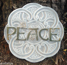 Peace mold reusable plaster cement resin wax casting mould